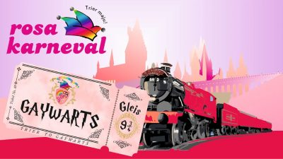 Gaywarts -Abfahrt Gleis 9 3-4 FB PINK_preview